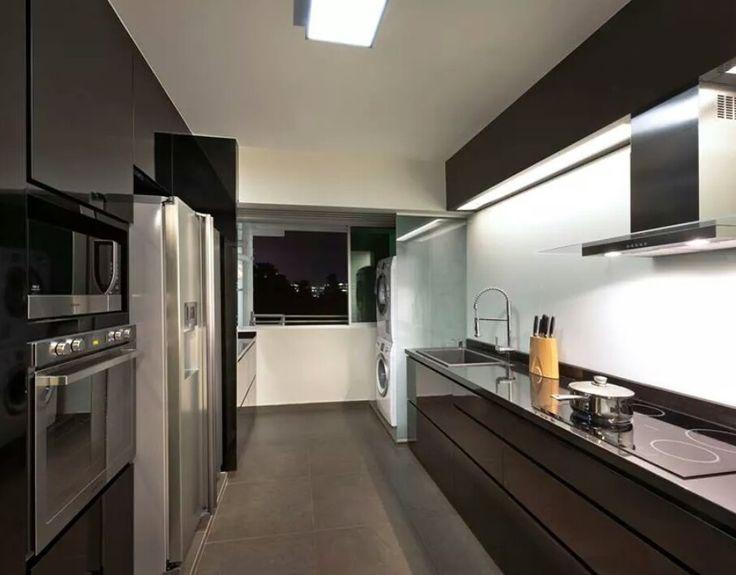 Service Yard Kitchen Ideas Pinterest Yards Kitchens And Condo Kitchen