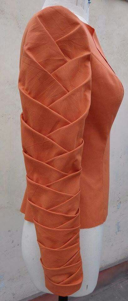 Braided pattern sleeves