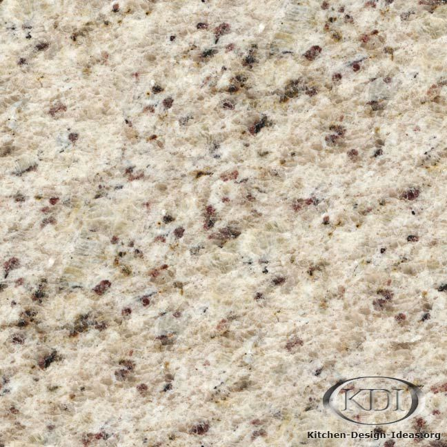Light Colors For Granite Countertops : Giallo ornamentale light granite versatile matches gray