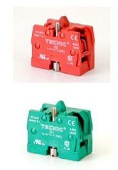 We deals with all types of switches & Contact Elements with wide variety at competitive price Make - Teknic;  Ordering Code -S2; Plastic Dia 22.5mm Series For more details contact us: info@steelsparrow.com Plz visit: http://www.steelsparrow.com/electrical-components.html