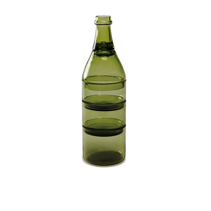 Les 25 meilleures id es de la cat gorie range bouteille for Range bouteille fait maison