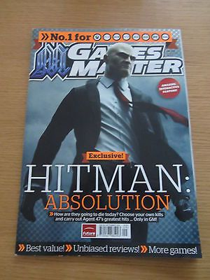 Games master #magazine - #issue 254 - sept 2012 - hitman #absolution,  View more on the LINK: http://www.zeppy.io/product/gb/2/141947575046/