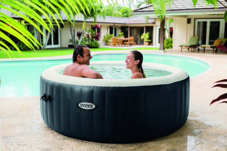 best 25 spa gonflable intex ideas on pinterest spa gonflable pas cher spa gonflable and spa. Black Bedroom Furniture Sets. Home Design Ideas