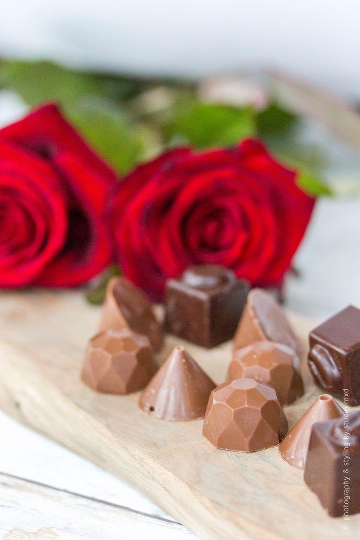 Home-made bonbons