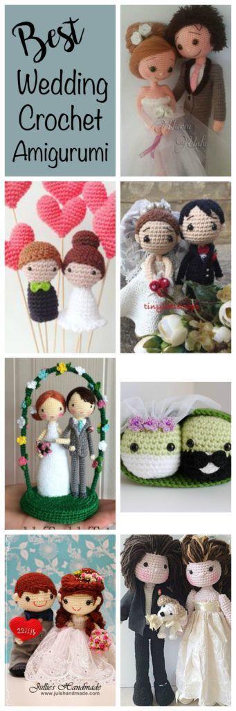 Best Wedding Crochet Amigurumi