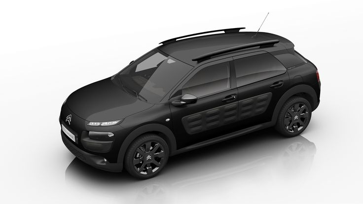 Citroen C4 Cactus Gains New OneTone Special Edition And 6-Speed Auto