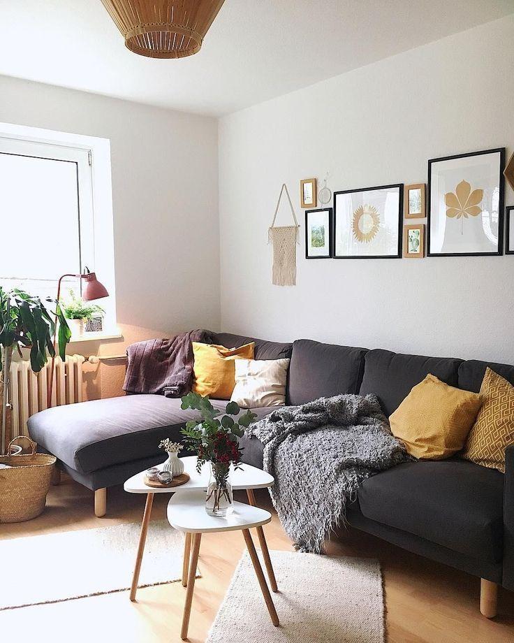 Wohnzimmerideen Naturbelassenen Dreieckdesign