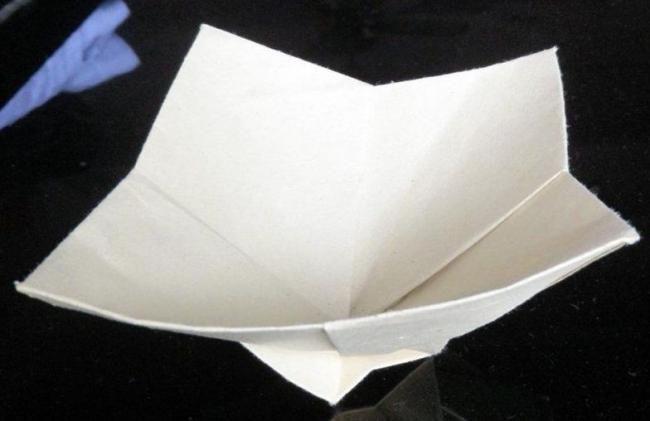 Bowl origami tutorial.