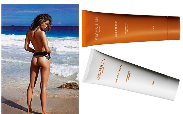 Do Česka konečně přichází vyhlášený niche beauty brand Sachajuan a tak jsem vyzpovídal jeho ambasadorku Markétu Čistou, která se podělila o super tipy na péči o vlasy v letních měsících. O vaši hřívu tak bude postaráno, ať už strávíte léto na pláži v Dubaji nebo na Mácháči. Více na Invogue… Sachajuan Hair In The Sun (650Kč); Sachajuan Hair After The Sun (650Kč); k dostání ve studiích Bomton