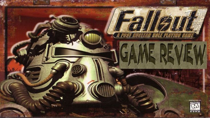 FALLOUT 1 GAME REVIEW