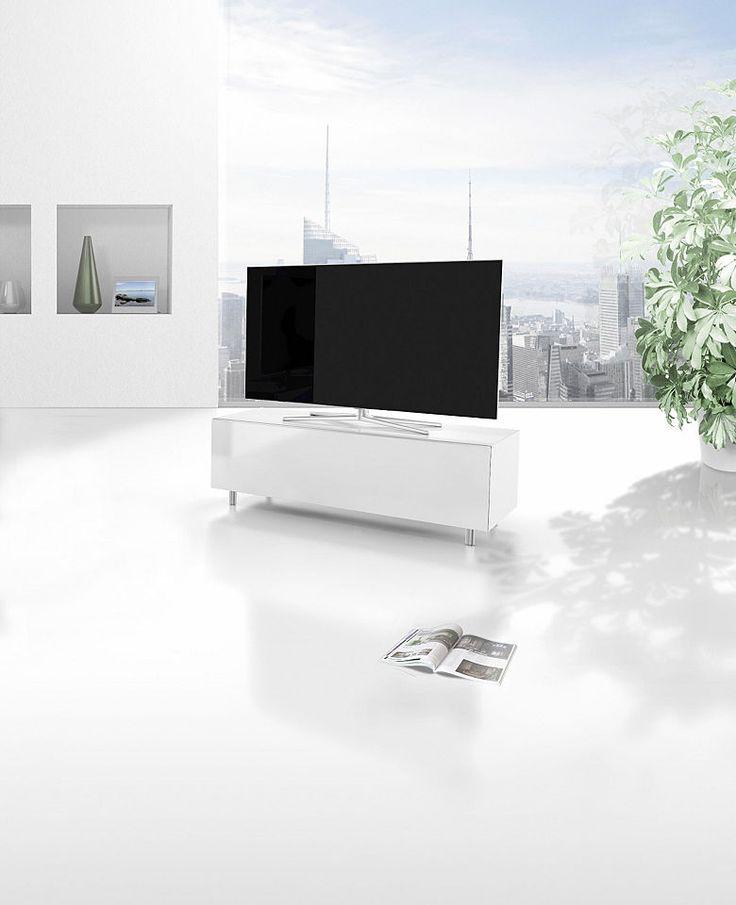 just-racks TV-Lowboard »JRL1100S« mit Klappe, Breite 110 cm Jetzt bestellen unter: https://moebel.ladendirekt.de/wohnzimmer/tv-hifi-moebel/tv-lowboards/?uid=7bb92fdd-c769-5664-9be2-db625dc2a8e1&utm_source=pinterest&utm_medium=pin&utm_campaign=boards #tvlowboards #wohnzimmer #tvhifimoebel #tvmöbel