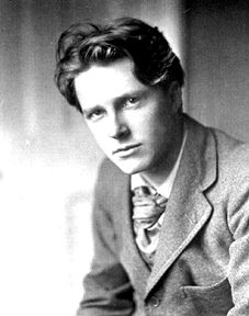 Rupert Brooke: Englishman, poet