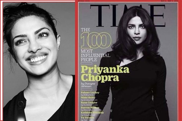 Shining like a Star! Priyanka Chopra Miss World 2000 is one of the most influential people