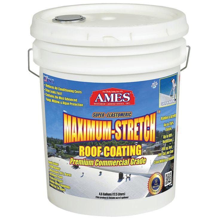 Rubber Roof Coating & Liquid Rubber Sealant Ames