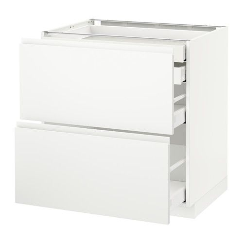 Cuisine Moderne Vert Anis :  Ikea Voxtorp white on Pinterest  Search, Cuisine ikea and Drawers[R