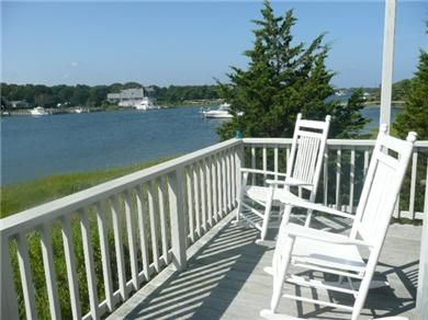 Great privacy!  This side of property abuts conservtion land Mashpee, Cape Cod vacation rental on WeNeedaVacation.com ID 15699