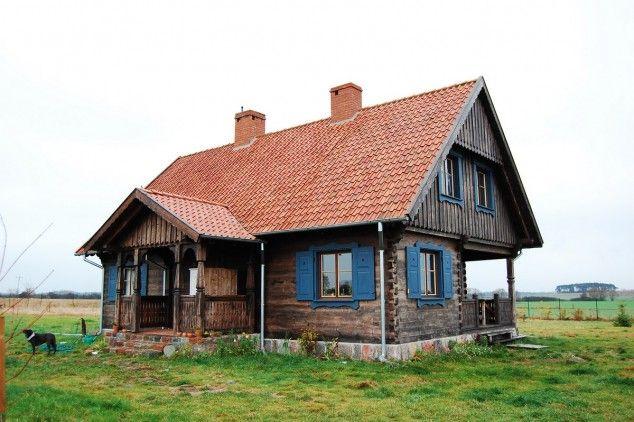 Projekty architektoniczne – domy z bali i domy drewniane w regionalnym stylu