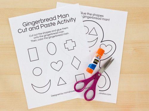 54 best ideas about preschool gingerbread man on for Gingerbread crafts for kindergarten