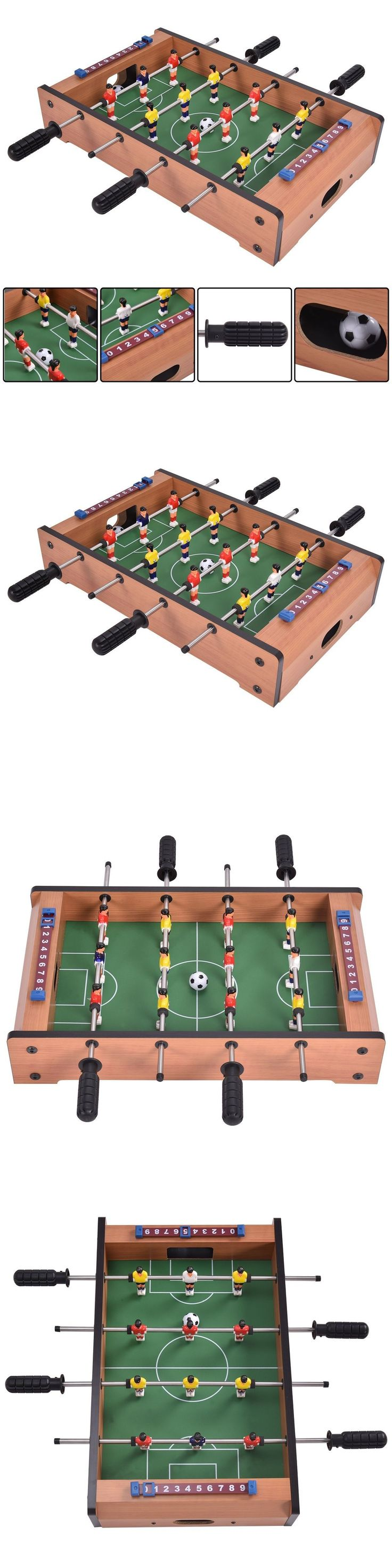Foosball 36276: Foosball Soccer Game Table Competition Game Soccer Sport 20Inch With Accessories BUY IT NOW ONLY: $49.95