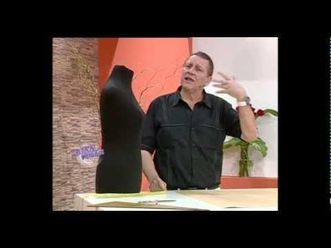 OLGA VIDEO PATRONAJE ESPALDA BASE Hermenegildo Zampar - Bienvenidas TV