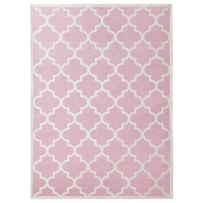 Room 365™ Pink Peony Rug, Iu0027d like a lime green rug to