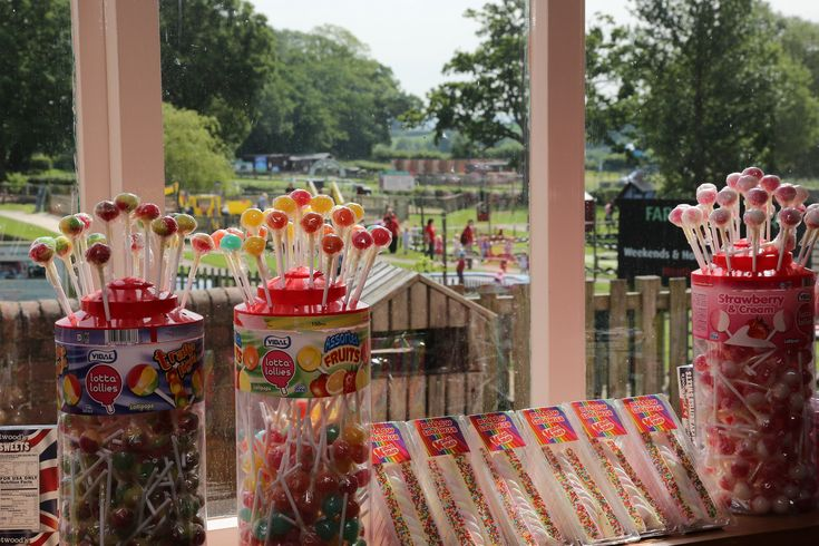 Hatton Country World Hatton Sweet Shop | Traditional Sweet Shop | Hatton Shopping Village