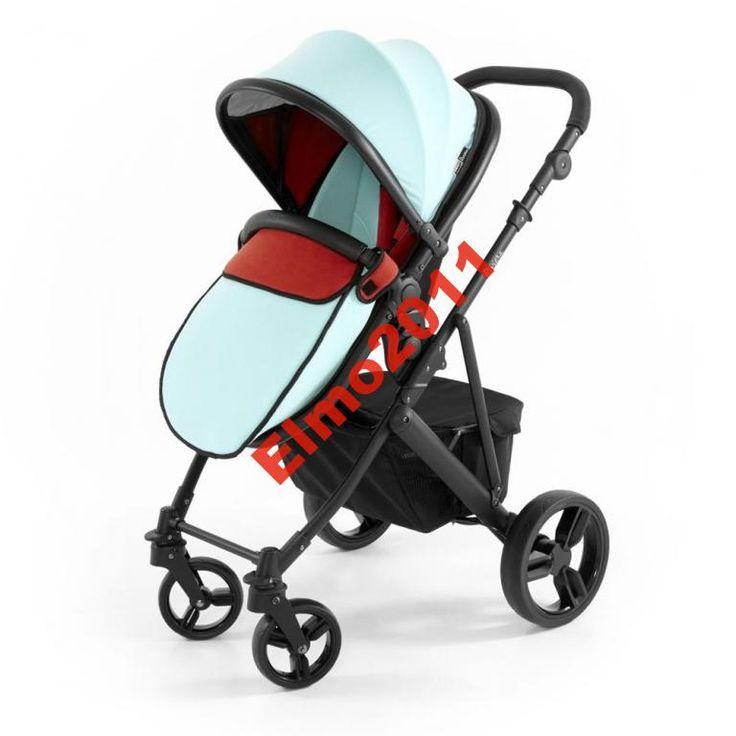 Unikatowy włoski wózek spacerowy Tutti Riviera HIT