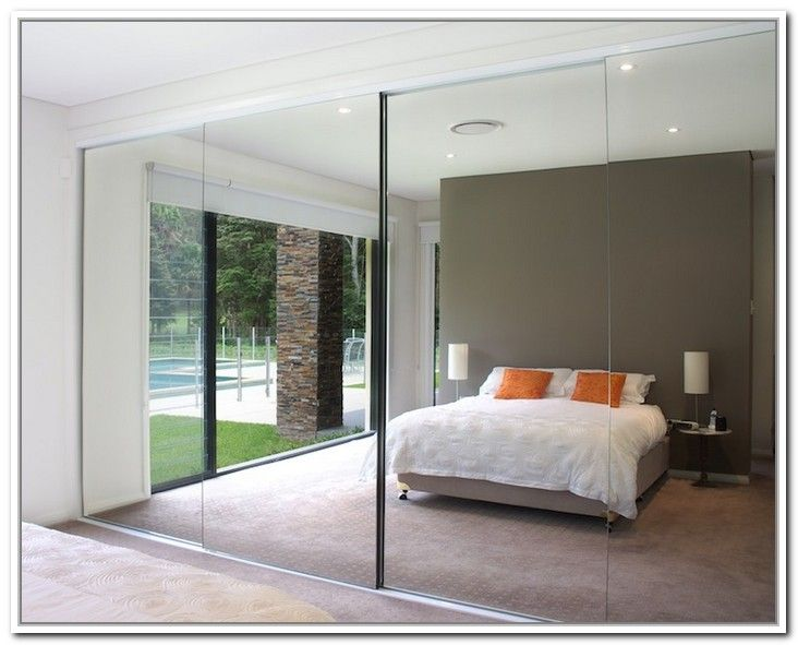 94 best Mirrored Closet Doors images on Pinterest