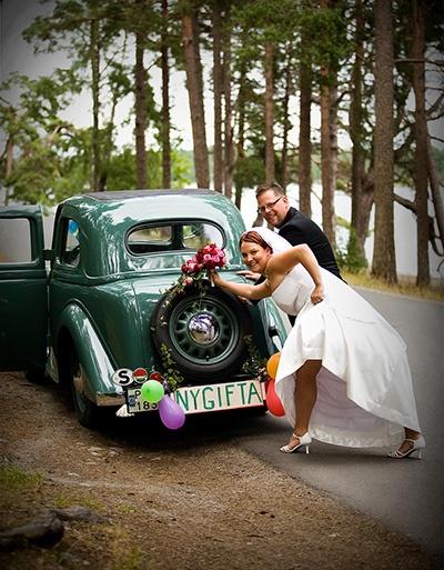 Sjö och skärgårdsnära Körunda finns möjligheter till unika bröllop.