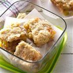 Zucchini Dessert Squares Recipe | Taste of Home