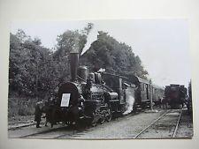 HUNG156 - 1963 GYOR SOPRON EBENFURT VASUT Railway - LOCOMOTIVE PHOTO Hungary