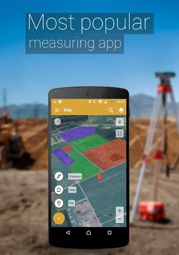 GPS Fields Area Measure PRO v3.0.14 Final   GPS Fields Area Measure PRO v3.0.14 FinalRequirements:4.0Overview:WHATS COOL in this MOST POPULAR measuring app in the Play Store ! It's doing what you actually need ! You need easy intuitive few step APP to manage your area distance perimeter POI ? You got GPS Field Area Measure PRO  DIFFERENCES FROM FREE VERSION:  - No advertisements - Search by address or saved measures - POI (point-of-interest) placing saving and sharing - KML import - KML…