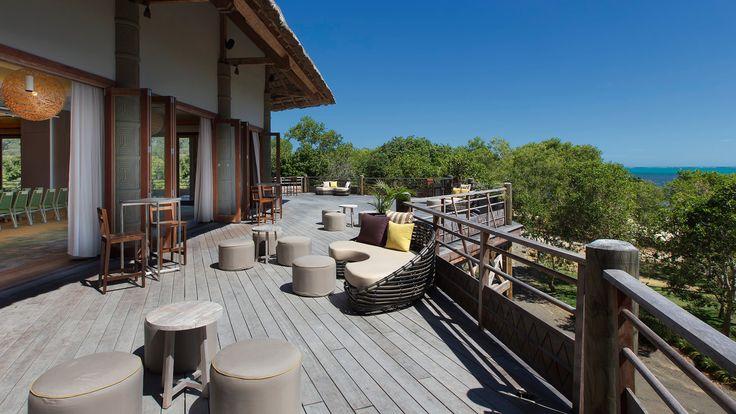 Sheraton New Caledonia Deva Spa and Golf Resort - nerra ballroom terrace
