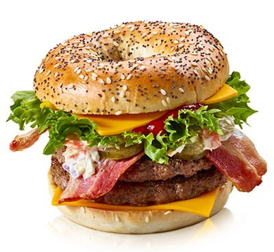 """""""Great Tastes of America"""" Menu Makes Annual Return to McDonald's UK 