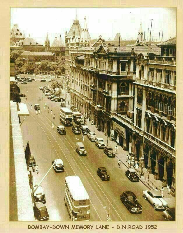 Photos of Old Mumbai (Bombay)