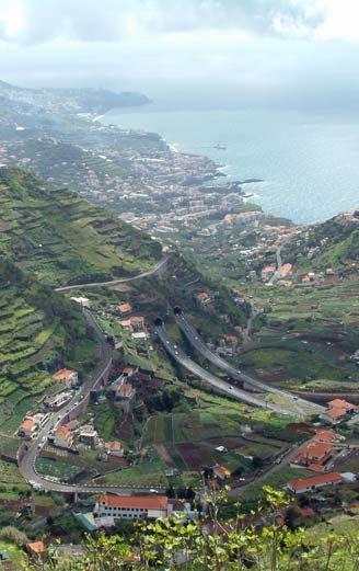 Madeira Island, Portugal - My favourite:)