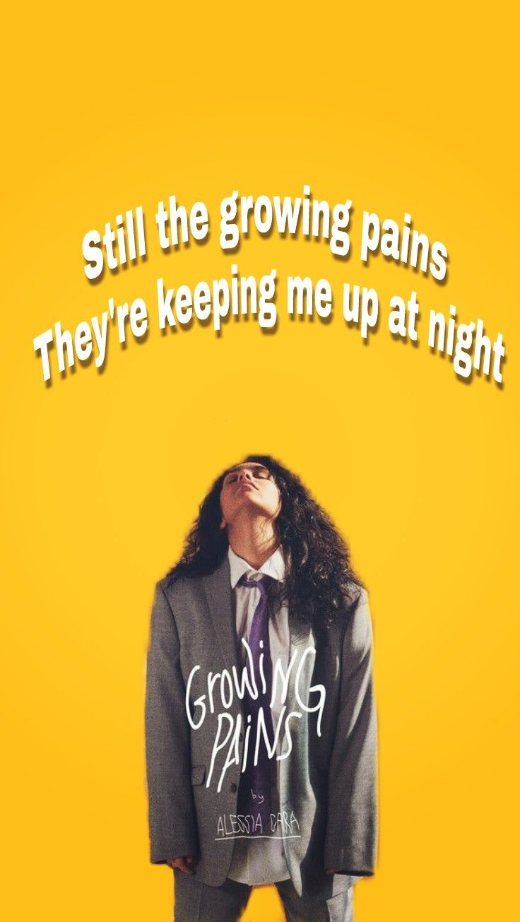 Alessia Cara - Growing Pains Aesthetic | Alessia Cara in