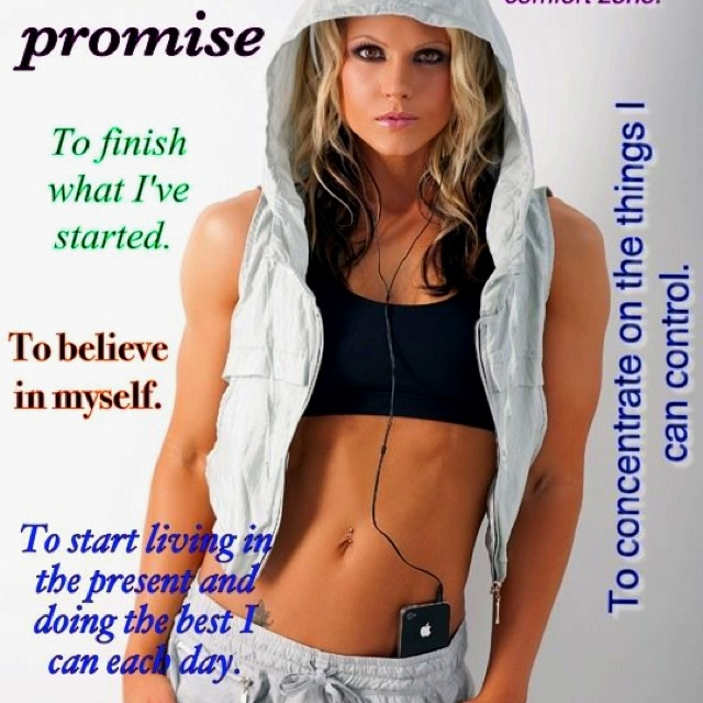 I promise..... Nicole Wilkins is an amazing trainer and motivator! #fitness #workout