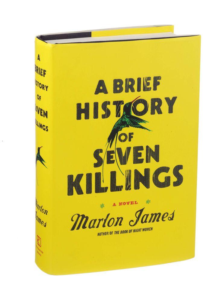 a brief history of seven killings book pdf