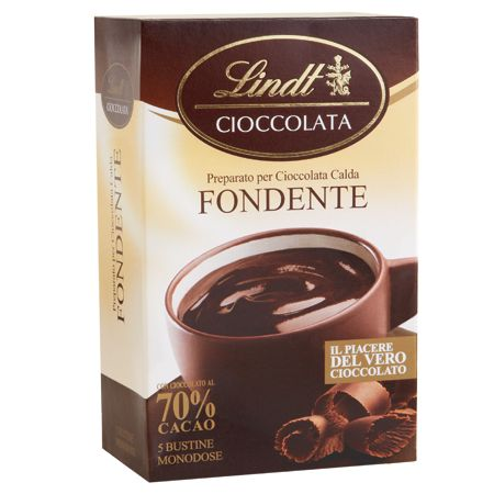 how to make lindt hot chocolate