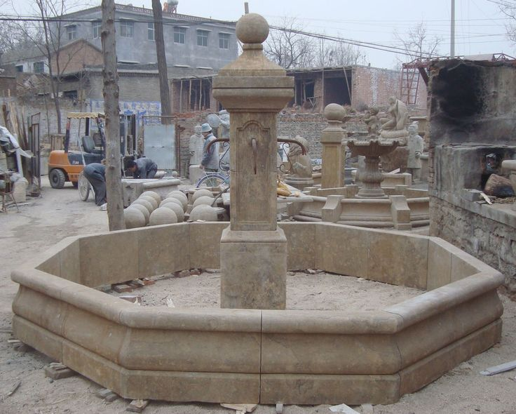 Image result for fountain plans