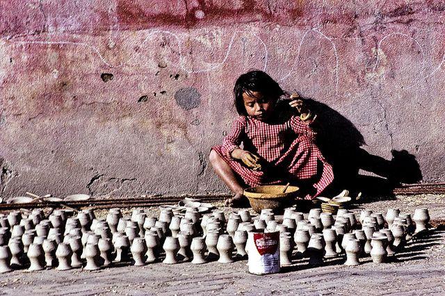 """Los """"niños ofrenda"""" y la prostitución religiosa"""