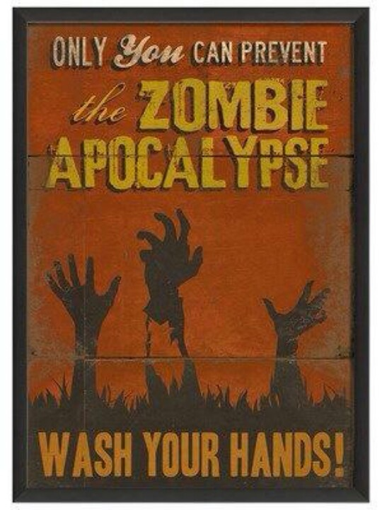 Zombie Bathroom Signs 157 best zombie woof images on pinterest | halloween zombie, the