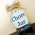 Ticket Chore Jar - parents this is a great idea for helping motivate your kiddos with their chores