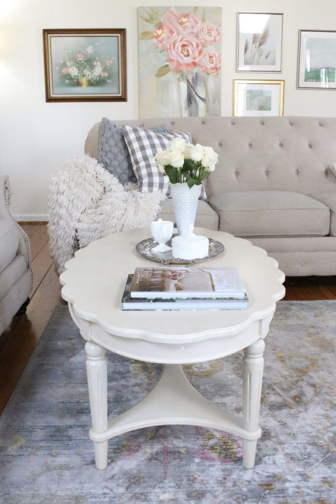A Newcottage Coffee Table Country Cottage Interiors Country Cottage Living Room Cottage Style Furniture