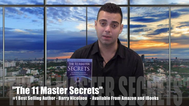 """The 11 Master Secrets"" - #1 International Best Seller 