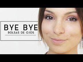 Cómo disimular las bolsas y ojeras con maquillaje | Belleza