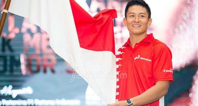 Inilah Penjelasan Kemenpora Atas Keputusan Manor Racing Terhadap Rio Haryanto