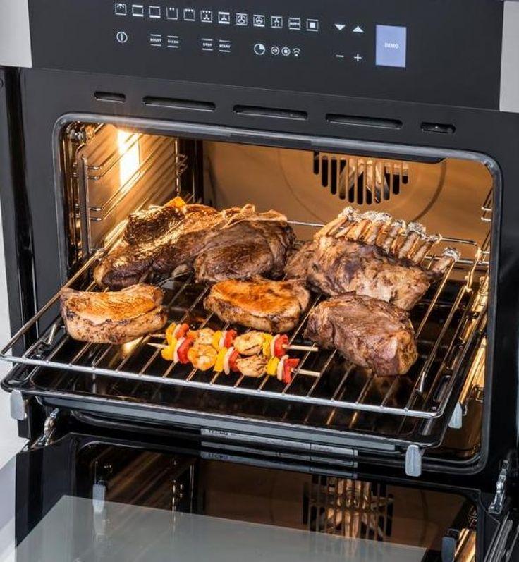 Forno TOWER TO58EB Churrasqueira com grill infravermelho: permite grelhar, gratinar e fazer deliciosos churrascos sem fumaça. #TECNO #FORNO