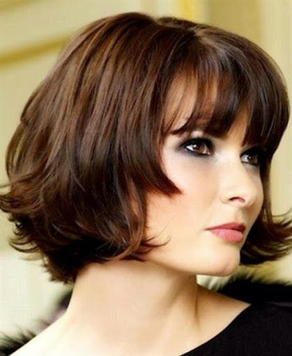 Plus Size Hairstyles Double Chin | Flattering Hair Cuts For Double Chins | Short Hairstyle 2013